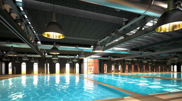 piscina alhondiga y taller de navidad ulertuz ulertuz