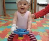 niña recien implantada
